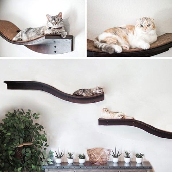Cats Wall Shelves 14